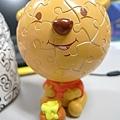 小熊維尼與他的蜂蜜罐
