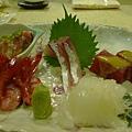 海鱺、紅魽、鮪魚、胭脂蝦及透抽