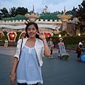 艾麗絲夢遊仙境的皇宮餐廳