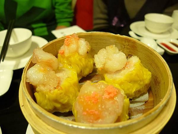蟹黃鮮蝦燒賣