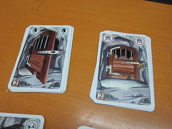 矮礦2陷阱和反陷阱卡