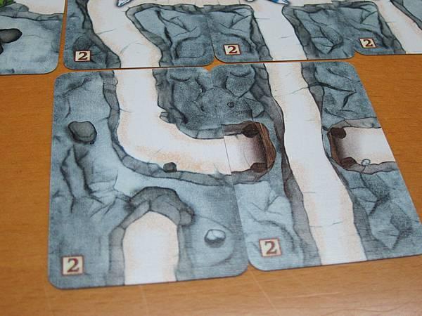 矮礦2道路卡-雙彎道