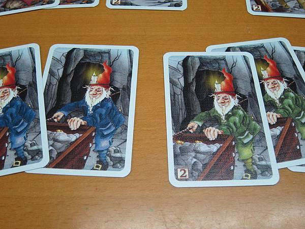 矮礦2好矮人藍綠陣營