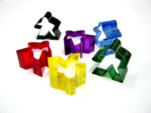 卡卡頌十週年特別版透明米寶