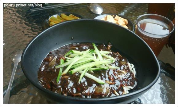 全羅道 - 韓式炸醬麵2