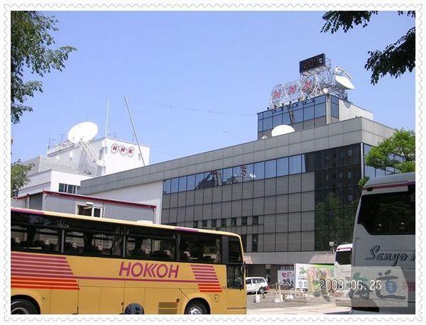 NHK電視台嗎?
