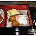 丸子, 魚肉燒賣, 鮭魚和玉子燒