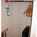 開放式衣櫥