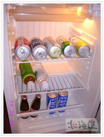 冰箱內的食物