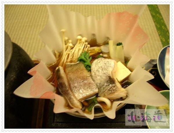 鮮魚紙火鍋