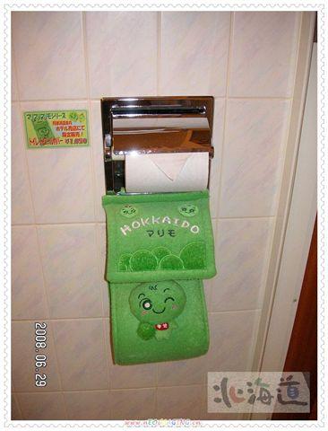 可愛的捲筒衛生紙套