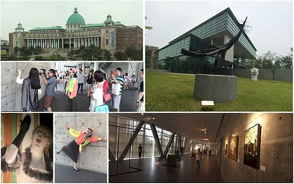 台中亞洲大學美術館
