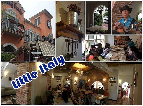 台中小義大利餐廳