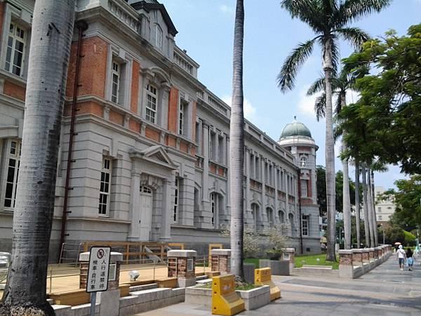 台南國家文學館