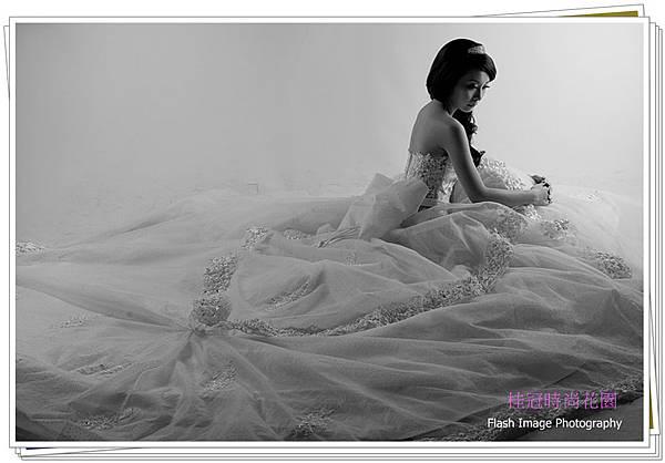 新娘秘書,台中新秘,Polly老師,溫柔小女人,白紗造型, (3)