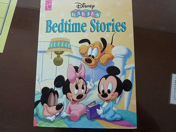 迪士尼英文睡前故事集