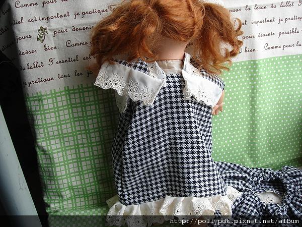 娃娃格紋洋裝 (6).JPG