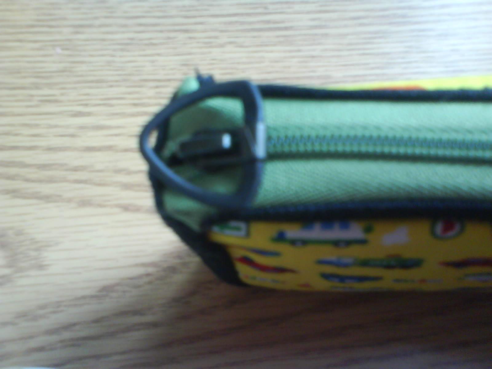 小汽車PSP收納包2