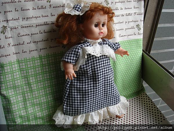 娃娃格紋洋裝 (8).JPG