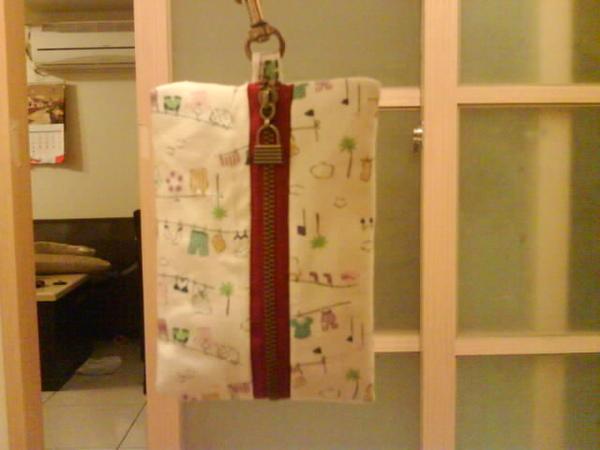 面紙拉鍊包1