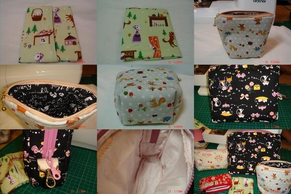化妝小包及面紙包