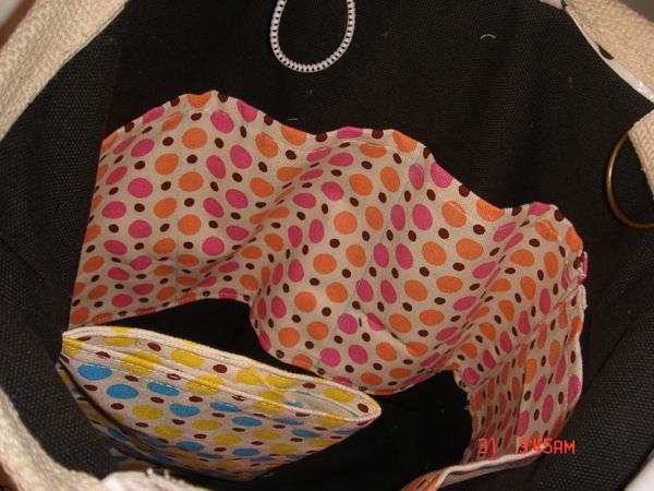 貓咪防水布包1