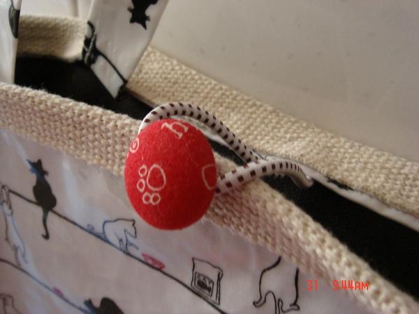 貓咪防水布包3