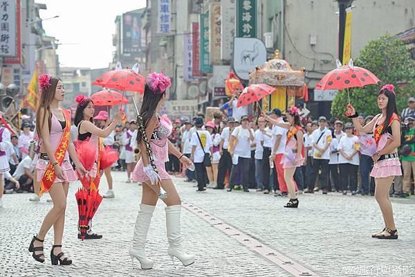 保安宮保生文化祭放火獅5