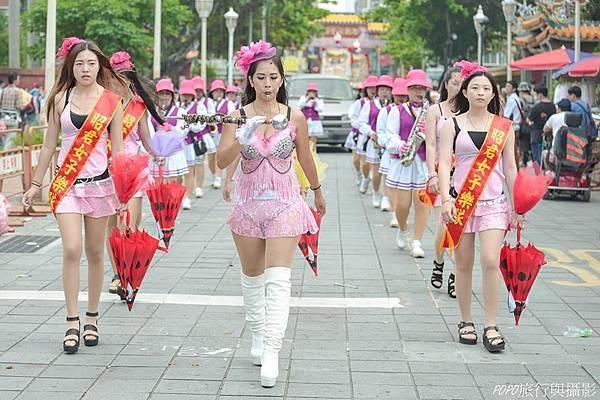 保安宮保生文化祭放火獅4