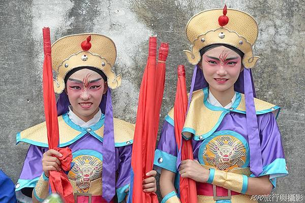 保安宮保生文化祭放火獅9