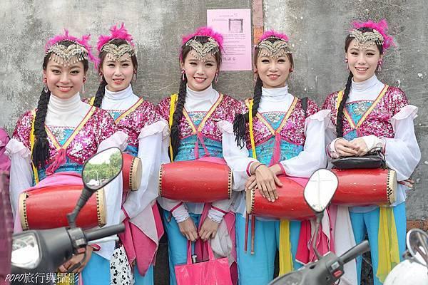 保安宮保生文化祭放火獅8