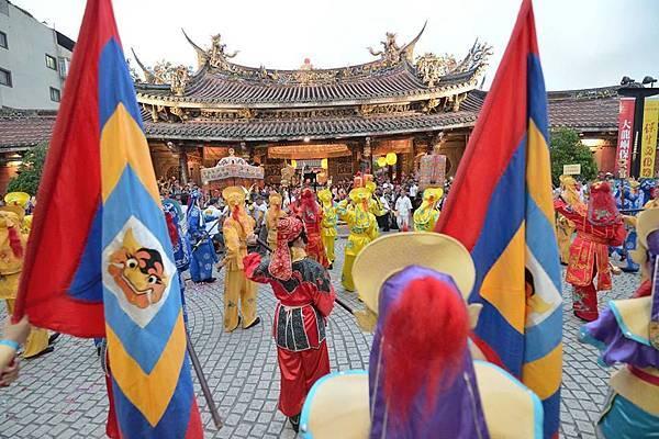 保安宮保生文化祭放火獅14