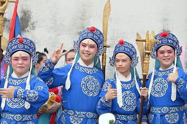 保安宮保生文化祭放火獅13