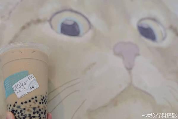 河堤上的貓新竹美食推薦1