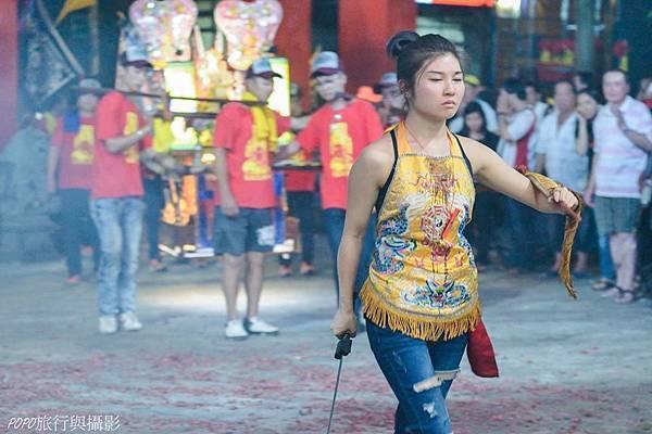 台灣的味道廟會文化2
