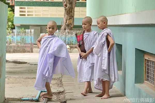 曼德勒瑪哈根達揚僧院