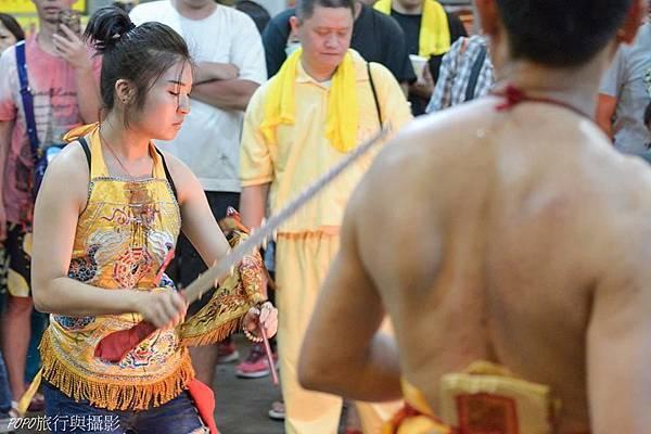 台灣的味道廟會文化
