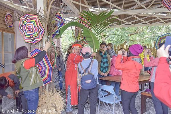 織羅部落阿美族祈福儀式