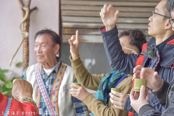 織羅部落阿美族祈福儀式2