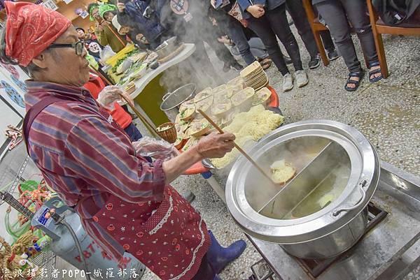 傳統美食玉里麵1