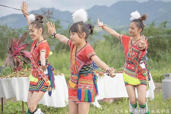 餐桌上的部落旅行稻田腳印餐桌3