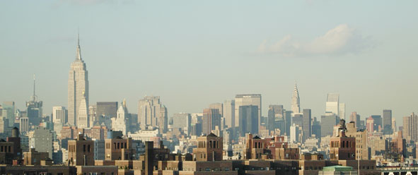 瞭望曼哈頓