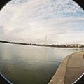 林肯紀念堂 外圍水池 in Washinton