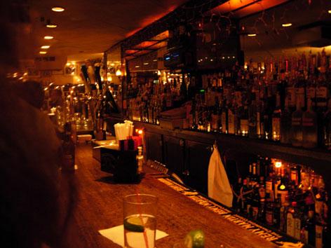 55BAR - 小小但很棒很有氣氛的JAZZ酒吧