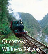 Queestown Wildness Railway