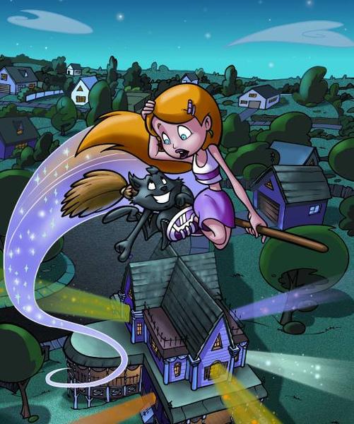 Sabrina Animated series