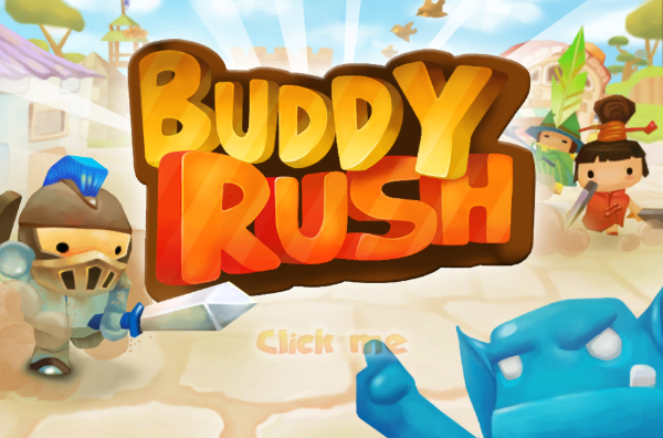Buddy Rush!