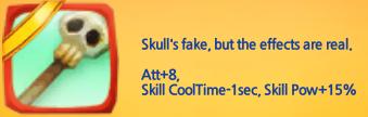 Skull Wand