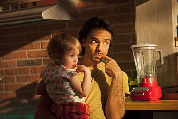 《重點是,我愛你》描述浪子變慈父的過程,賺人熱淚