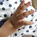 妍妍的手手